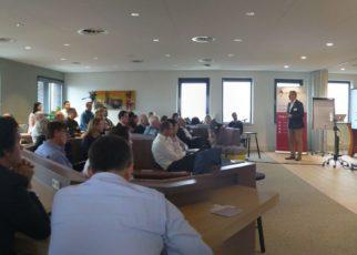 Afsluiting Enterprise Design Seminar