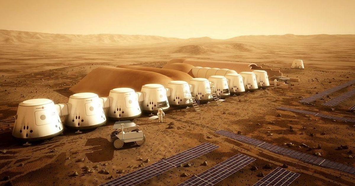 Mars Design Thinking